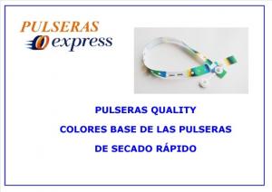Pulseras Quality